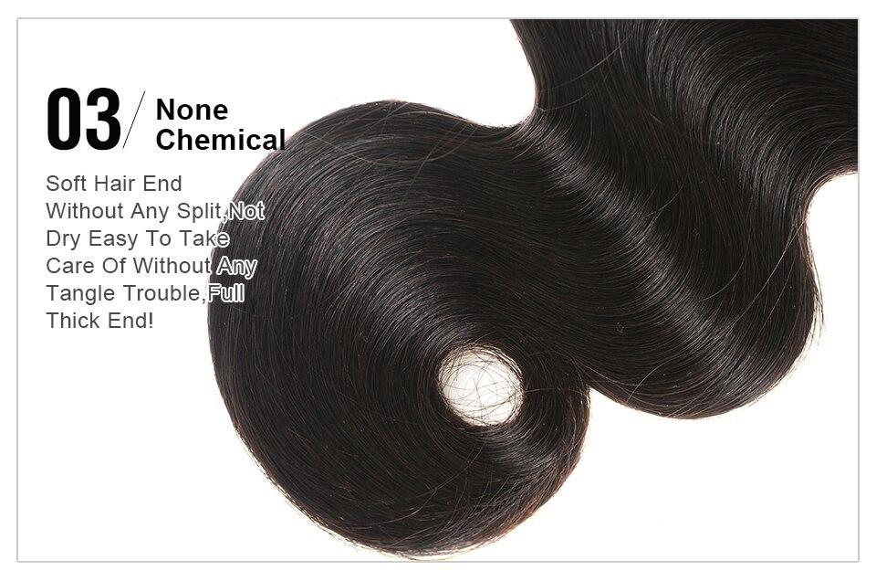 Ali Pearl Hair Long Lenth 30 32 34 36 38 40 Inches Brazilian Hair Body Wave 1 Bundle Only Natural Black Remy Hair Human Hair Weaves