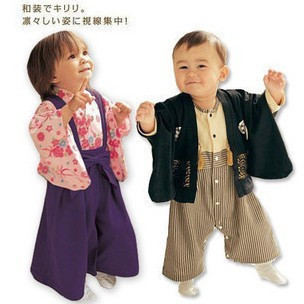 Kids Japanese Kimono Style Baby Rompers Sets Baby Girl Boys Stripe Romper Cardigan Infant Cotton Kimono Boys Jumpsuit Clothes newborn baby rompers baby clothing 100% cotton infant jumpsuit ropa bebe long sleeve girl boys rompers costumes baby romper