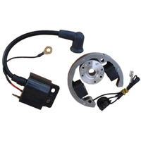 Knight Performance Ignition Coil Stator Flywheel For KTM 50 SX 50cc Pro Senior Junior SR JR KTM50 2001 2008