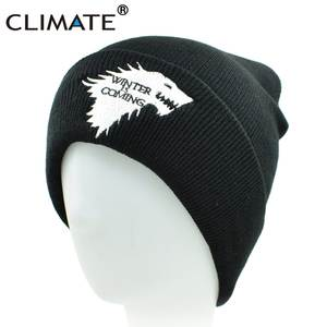 3ee5e30f074c8 CLIMATE Beanie Warm Skullies Winter Hat For Adult Men Women
