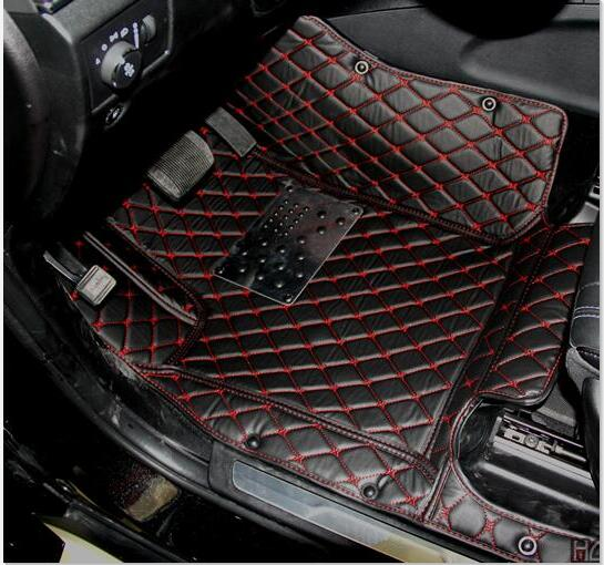 High Qualuty Mats Full Set Car Floor Mats For Jeep Grand Cherokee