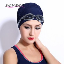 Summer Women Sports Swimming Caps