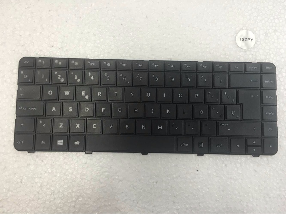 Original NEW Spanish Keyboard For HP Home 2000 Domestic 1000 240 G1 245 G1 246 255 G1 250 G1 Laptop Spanish Keyboard