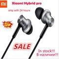 На Складе Оригинальный Новый Xiaomi гарнитура Mi Hybrid Pro Наушники Тройной водитель | Mi In-Ear Pro HD | Круг Утюг Pro Наушников Mic