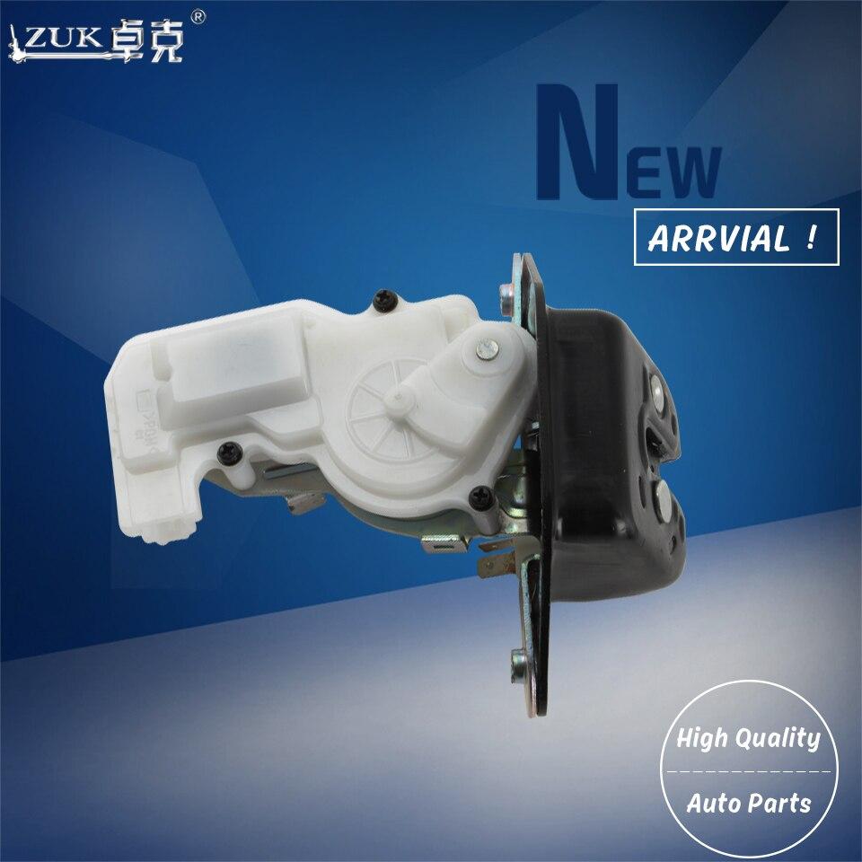 ZUK Rear Tail Door Tailgate Trunk Lid Luggage Latch Lock