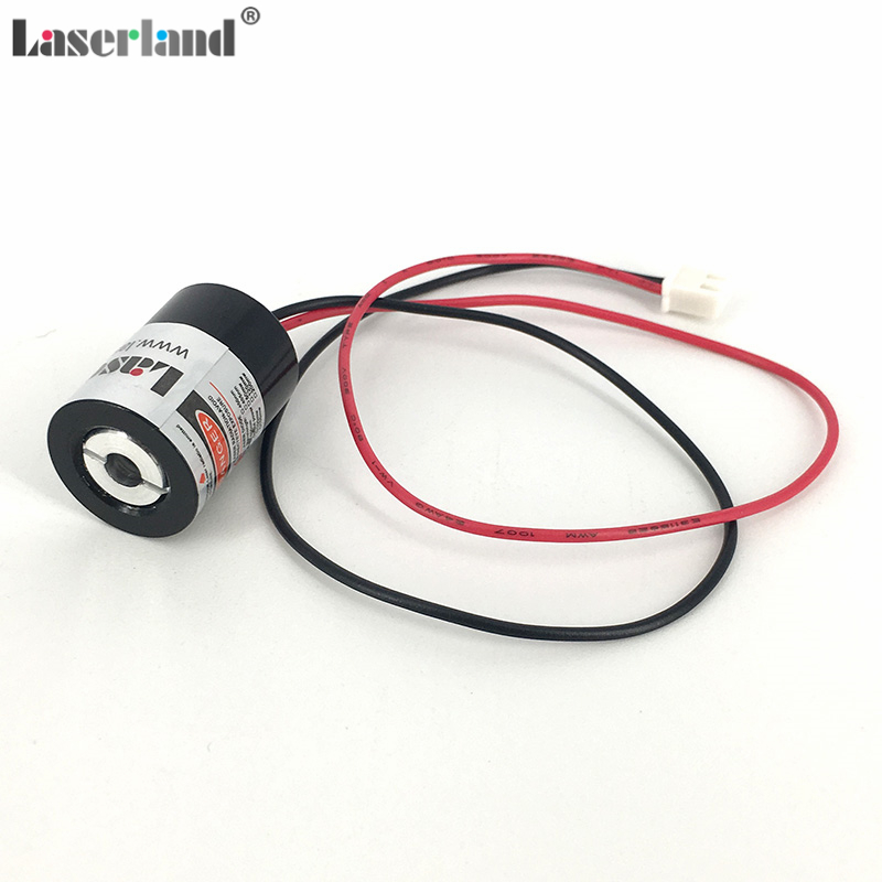 18*25mm 650nm 100mW Red Laser Diode Module no Driver Stage Lighting focusable 650nm 100mw 150mw red dot laser module diode diy stage lighting