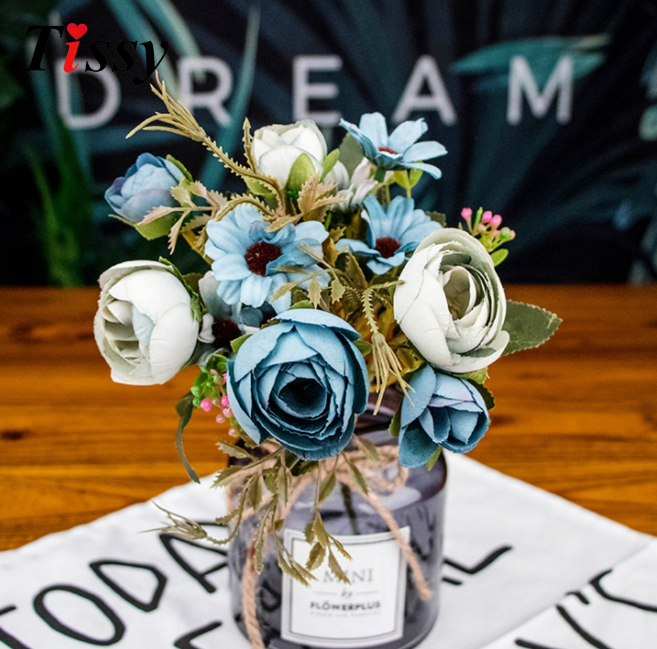 1 Bouquet High Quality Artificial Flowers The American Village