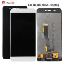 สำหรับ Xiaomi Mi5S หน้าจอ LCD เปลี่ยนจอแสดงผล LCD หน้าจอสัมผัสสำหรับ Xiaomi Mi5S จอแสดงผลทดสอบโทรศัพท์แอลซีดี
