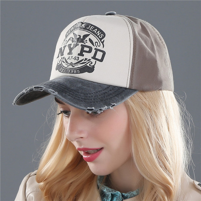 Casual Cap Hip Hop Snapback Hats Wash
