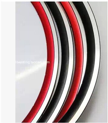 Kinlin XR240 Clincher Rim 20inch 406  300g 20/24/28hole Black Silver Red