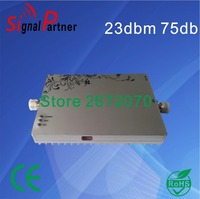 23dBm 75dB gain GSM 900MHZ mobile signal Repeater with AGC and MGC