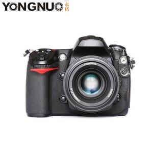 Image 4 - กล้องเลนส์Y ONGNUO YN50mm F1.8 MF YN 50มิลลิเมตรf/1.8เลนส์AF YN50รูรับแสงโฟกัสอัตโนมัติสำหรับNIKON D5300 D5200 D750 D500 DSLRกล้อง