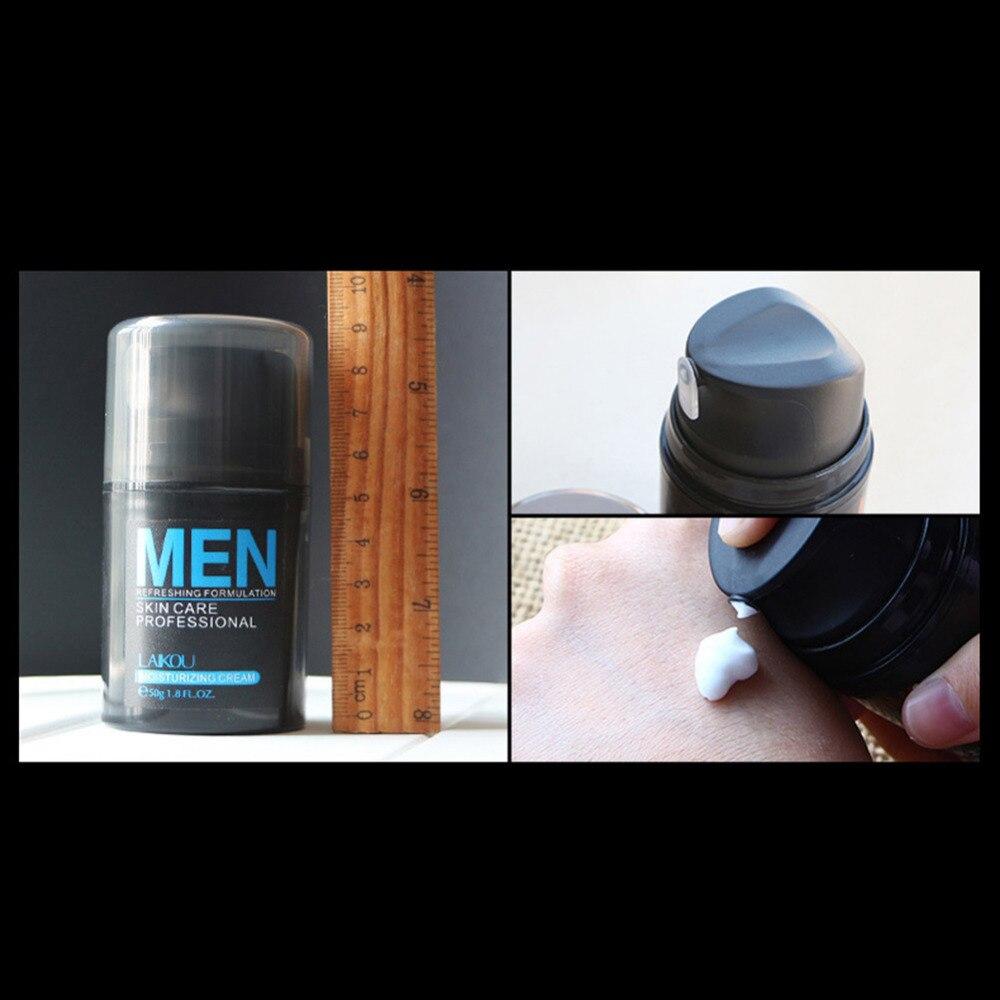 50g Brand Skin Care Men Deep Moisturizing Oil-control Face Cream Hydrating Anti-Aging Anti Wrinkle Whitening Day Cream 5