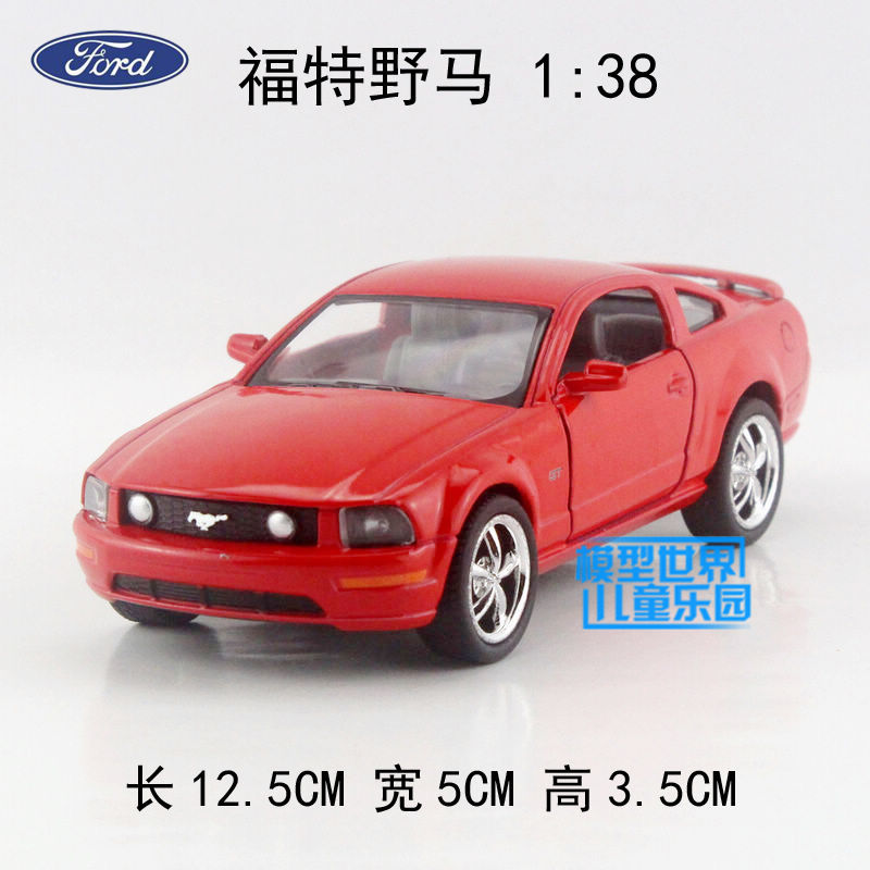 High simulation model,1:36 Alloy pull back toy cars,Ford <font><b>Mustang</b></font> <font><b>2006</b></font> FORD <font><b>GT</b></font>,free shipping image