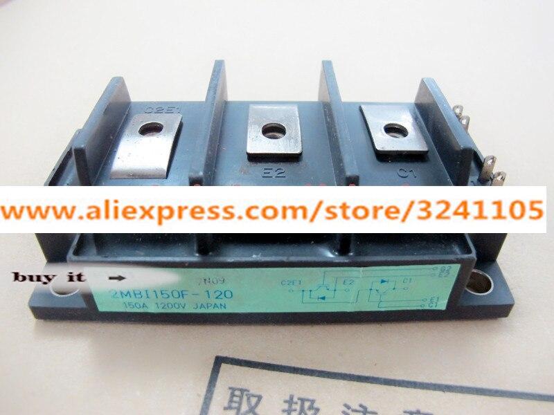 Free shipping  NEW  2MBI150F-120  MODULE brand new original 2 mbi150u4b mbi150ub 120 2 120 japan module