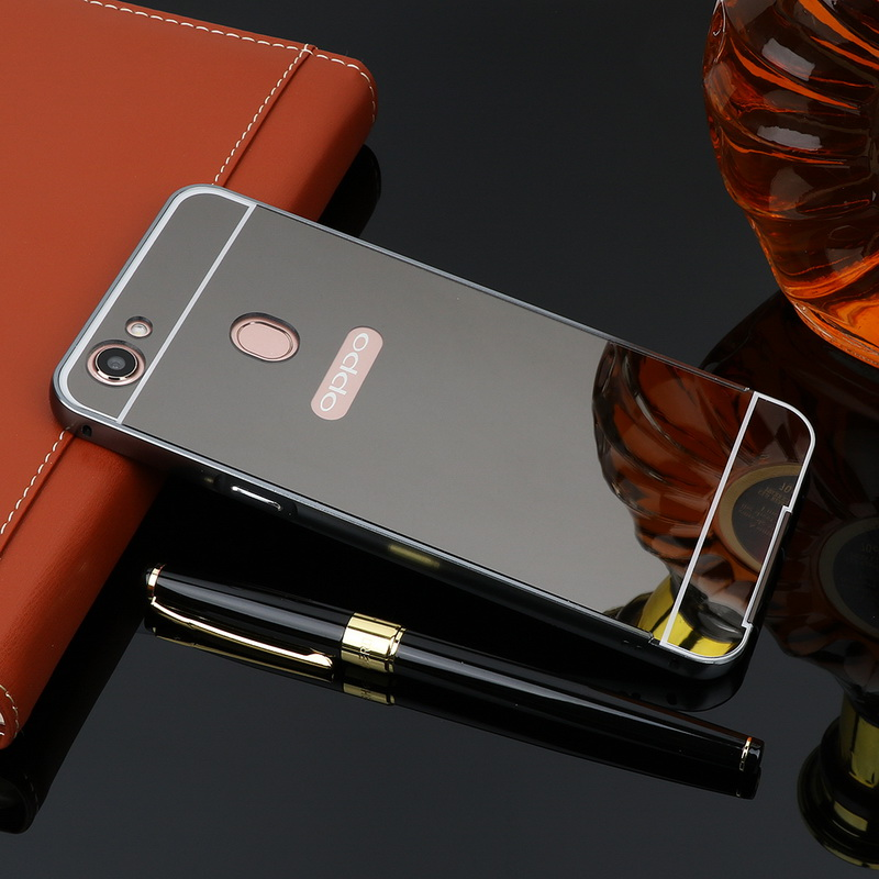 buy online 01adc 24430 Aliexpress.com : Buy For OPPO F7 Phone Case Gold Plating Aluminum Metal  Bumper Hard PC Acrylic Mirror Cover Ultra Thin Phone Bag 6.2inch from  Reliable ...