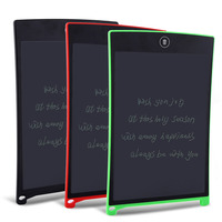 Digital Portable 8 5 Inch Mini LCD Writing Screen Tablet Drawing Board For Adults Kids Green