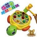Jogar hamster brinquedos do bebê enigma música percussão crianças brinquedos do jogo do bebê