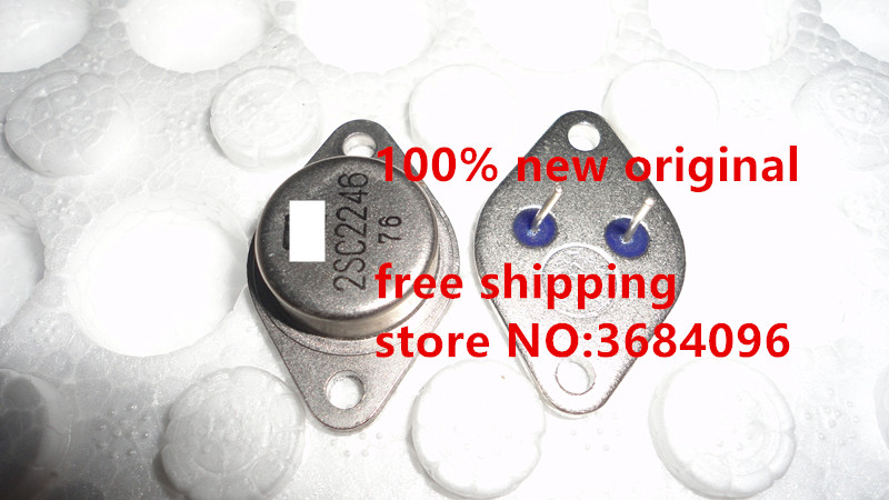 2SC2246 C2246 C3455 2SC3455 NEW 5PCS 30PCS LOT Free shipping Which model do you need please