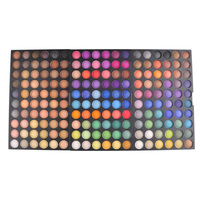 180 Color 3 Layer Eyeshadow Makeup Eyeshadow Palette Comestic Make Up Eye Shadow Palette Full Size
