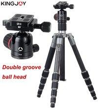 KINGJOY Official A61/A81+T11 Carbon Fiber Camera Tripod Stan