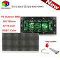 Smd p8 открытый полноцветный из светодиодов дисплей 256 * 128 мм 32 * 16 пикселей p8 rgb 7 из светодиодов видеостены