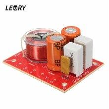 LEORY 2 Way Hi-Fi аудио динамик разделитель частоты ВЧ бас стерео кроссовер фильтры