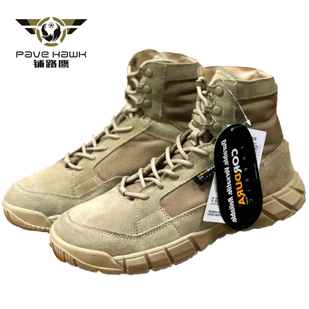 PAVEHAWK Lightweight Leather Hiking Shoes Men Outdoor Sports Camping Climbing Mountain Trekking Sneakers Women Tactical boots rax men s waterproof hiking shoes outdoor multi terrian mountain climbing backpacking trekking sneakers lightweight with gift