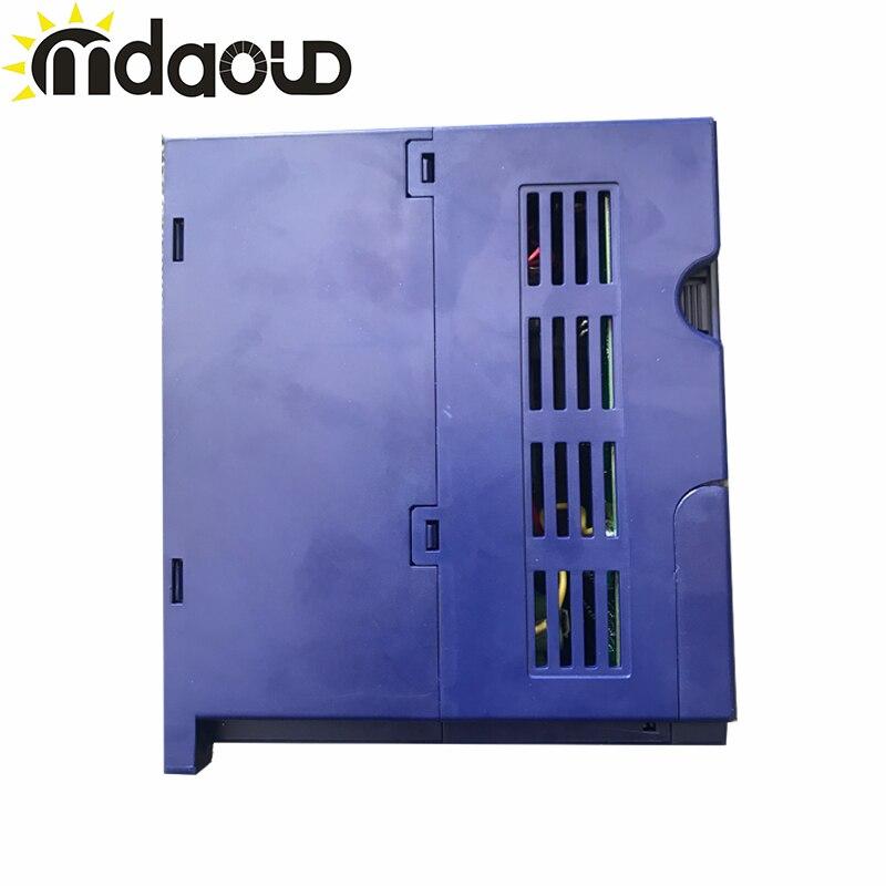 0,75 KW/1,5 KW/2,2 KW PV solar inverter DC zu AC drei-phase konverter INVERTER 220 v-240 V FÜR BAUERNHOF SOLAR PUMPE INVERTER