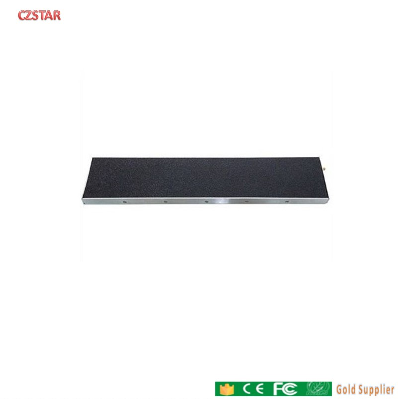 865mhz 900mhz Uhf Directional Rfid Marathon Antenna Linear Polarization 5dBi Floor Mat Vertical Rfid Antenna Sports Timing