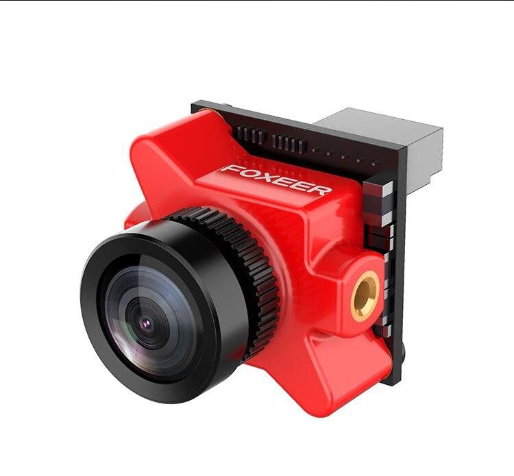 2018New Arrival Foxeer Predator Micro V2 Drone Camera FPV Camara 1000TVL 1.8mm OSD WDR 4:3 Screen Seven Languages Switchable PAL