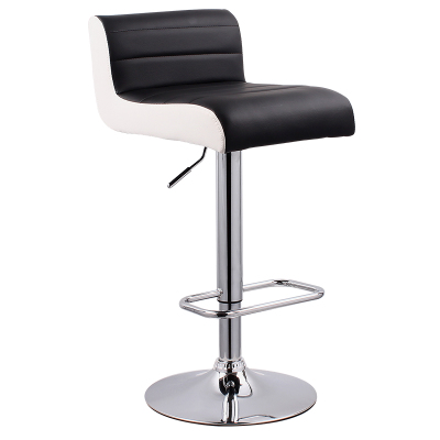European  Style Simple Fashion  Bar Chair Household  High Foot Stool   Lifting  Bar Stool Chair Height Adjustable