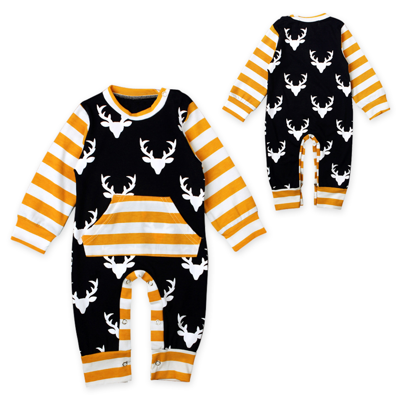 8e2f7e7af2a Newborn Baby Rompers Cute Animal Bodysuit Brand Boy Clothing Unisex Baby  Costume Infant Long Sleeve Jumpsuits Baby Girls Clothes-in Clothing Sets  from ...