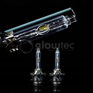 Image 3 - Venta al por mayor, 2 uds, luz alta, 35W, D1S, D2S, D3S, D4S, bombilla HID, lámpara, Faro de coche, todos los coches, 6000K, GLOWTEC