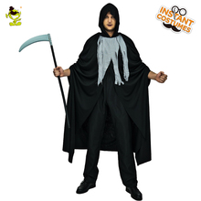 menu0027s halloween shredded robe costume role play adults men black scary halloween party cosplay shredded robe costumes