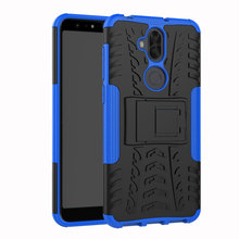 360 Full Armor Phone Case For Asus 5Z ZS620KL ZE620KL Silicone TPU PC Anti-knock Cover For ZenFone 5 Lite ZC600KL Stand Case сотовый телефон asus zenfone 5 ze620kl 4 64gb midnight blue