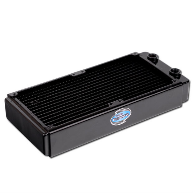 Syscooling PD240 Copper watercooling radiator for computer heatsink hot sale!!! ...
