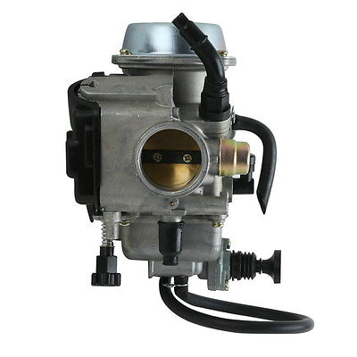 Replacement Carburetor For Honda ATV TRX350 TRX 350 FOURTRAX 86-87 TRX300 FOURTRAX 300 88-00 TRX300FW TRX 300 FW 4X4 New Carb black throttle base cover carburetor for honda trx350 atv carburetor trx 350 rancher 350es fe fmte tm carb 2000 2006