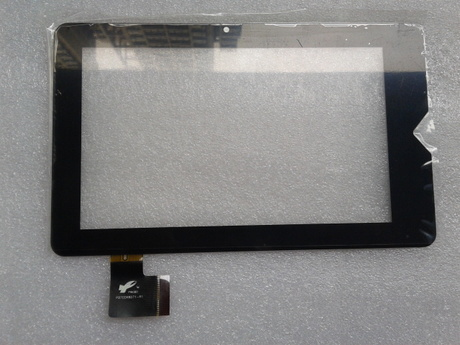 New Capacitive touch screen panel for 7