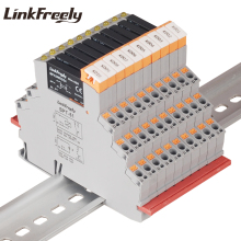 MPA240D2/24BPT 10pcs AC SSR Solid State Relay 24VDC Input 240VAC 2A Output Plug-in Spring Connected Voltage Relay Module