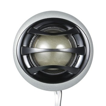 2 Inch 150W Micro Dome Car Tweeters with Built-in crossover Auto Car Speakers Car Speakers Car Audio Tweeters 1 Pair image