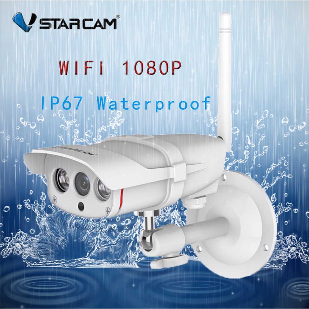 Vstarcam 1080 P Wi-Fi IP Камера Беспроводной IP67 Водонепроницаемый наружного видеонаблюдения Камера Wi-Fi ИК-охранных Камеры Скрытого видеонаблюдения C16S