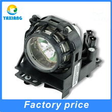 Compatible Projector lamp bulb DT00621  with housing for Hitachi CP-S235 CP-S235W