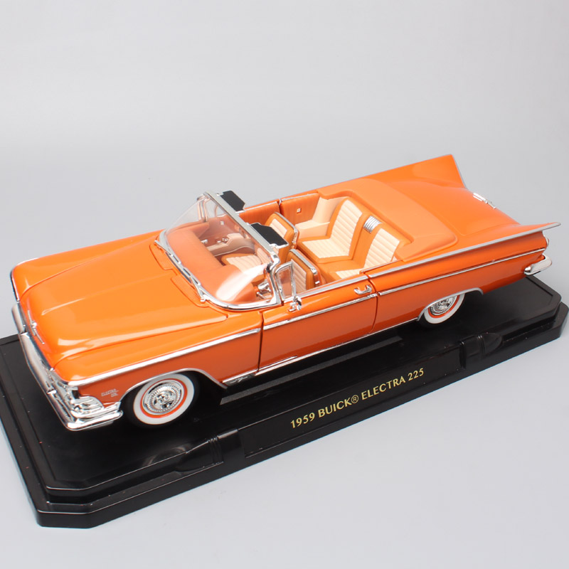 Classic luxury 1/18 GM 1959 BUICK ELECTRA 225 vintage convertible metal diecast model cars vehicle toy collection thumbnails boyClassic luxury 1/18 GM 1959 BUICK ELECTRA 225 vintage convertible metal diecast model cars vehicle toy collection thumbnails boy