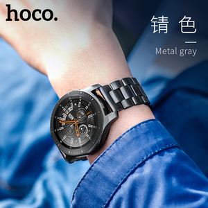 Image 4 - Original HOCO 316L Stainless Steel Watch Strap for Samsung Galaxy Watch 46mm Band Replacement Metal Watchband Bracelet