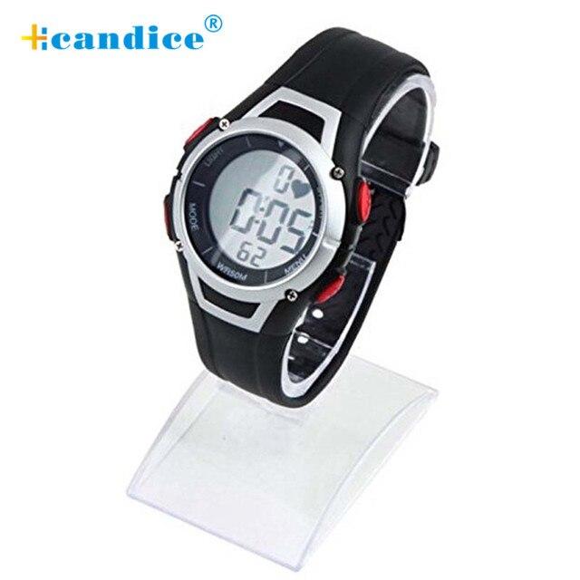 New Top 30M Waterproof Heart Rate Monitor Wireless Chest Strap Sport Watch 1 piece