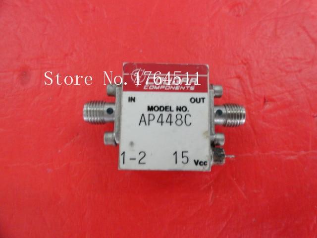 [BELLA] COUGRR AP448C 15V SMA Supply Amplifier