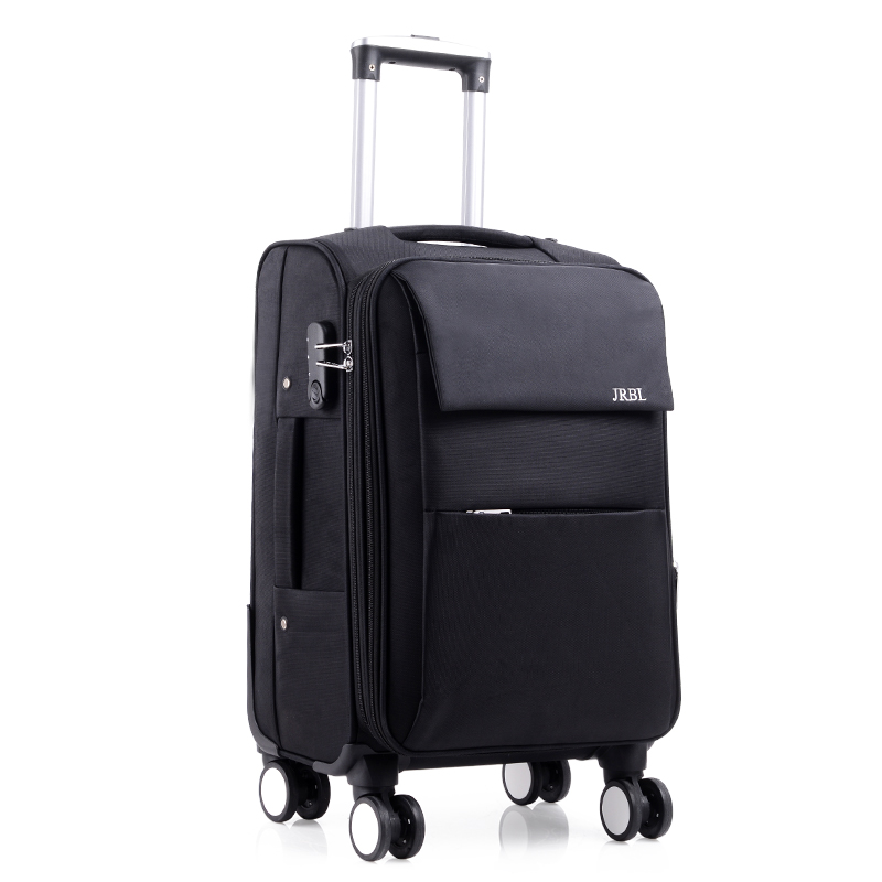 20,24,26 inch Women's Rolling Luggage,Travel Bag with Trolley ...