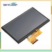 الأصلي 5 بوصة شاشة lcd ل innolux at050tn34 v.1 lcd عرض لوحة وحدة استبدال شحن مجاني