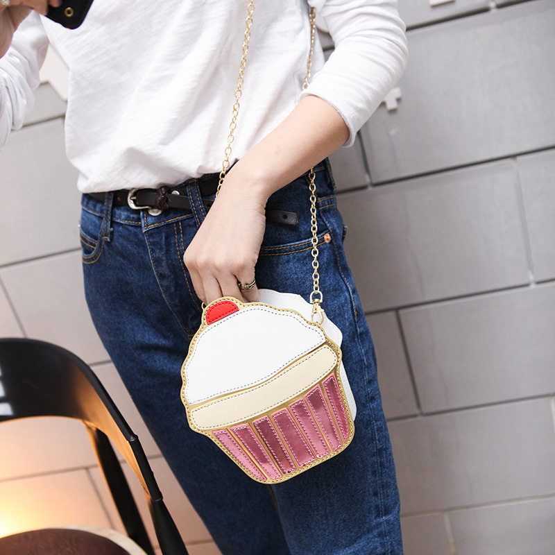 3d Cute Creative Messenger Shoulder Crossbody Bags